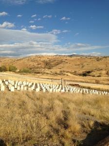 Boise Pioneer Cemetery